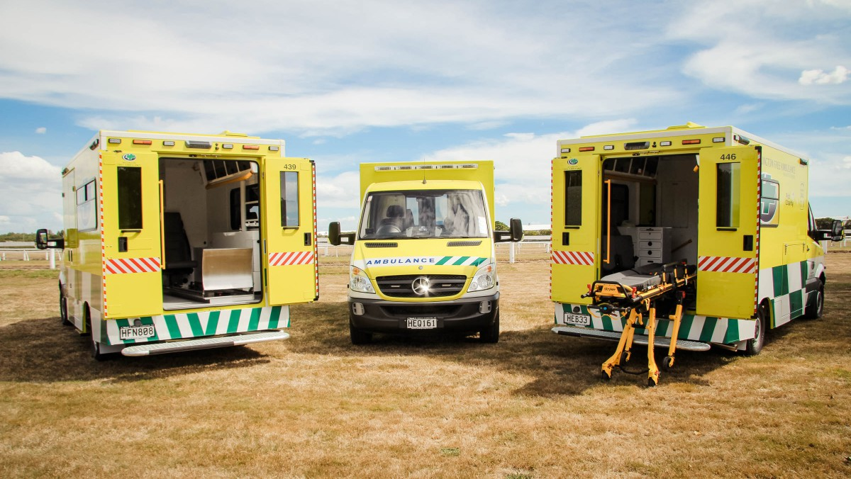 ambulances 6